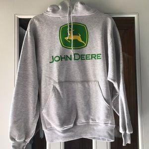 John Deere hooded sweatshirt 🚜✨